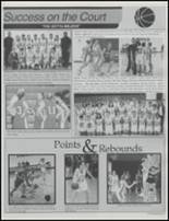 2001 Albion High School Yearbook Page 44 & 45