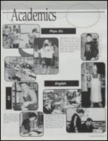 2001 Albion High School Yearbook Page 54 & 55
