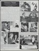 2001 Albion High School Yearbook Page 56 & 57