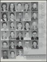 2001 Albion High School Yearbook Page 58 & 59