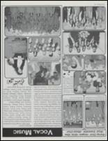 2001 Albion High School Yearbook Page 86 & 87