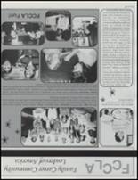 2001 Albion High School Yearbook Page 100 & 101