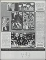 2001 Albion High School Yearbook Page 106 & 107