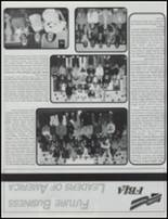 2001 Albion High School Yearbook Page 112 & 113