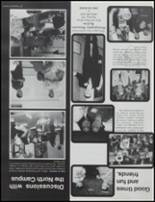 2001 Albion High School Yearbook Page 116 & 117