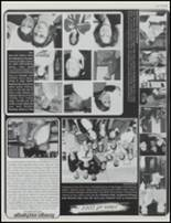 2001 Albion High School Yearbook Page 128 & 129
