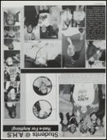 2001 Albion High School Yearbook Page 136 & 137