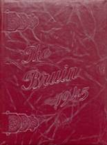 1945 Yearbook Ft. Smith High School