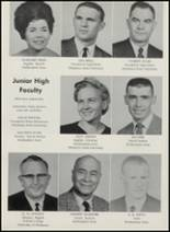 1964 Stilwell High School Yearbook Page 12 & 13