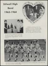 1964 Stilwell High School Yearbook Page 26 & 27