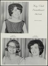1964 Stilwell High School Yearbook Page 42 & 43