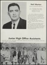 1964 Stilwell High School Yearbook Page 60 & 61