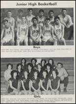 1964 Stilwell High School Yearbook Page 66 & 67