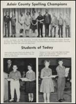 1964 Stilwell High School Yearbook Page 68 & 69