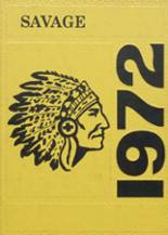 1972 Yearbook Tecumseh High School