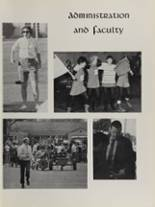 1970 San Benito High School Yearbook Page 20 & 21
