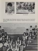 1970 San Benito High School Yearbook Page 40 & 41
