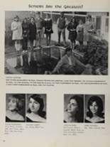 1970 San Benito High School Yearbook Page 46 & 47