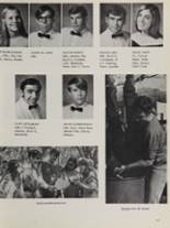 1970 San Benito High School Yearbook Page 56 & 57