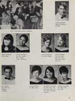 1970 San Benito High School Yearbook Page 58 & 59