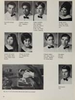 1970 San Benito High School Yearbook Page 62 & 63