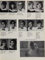 1970 San Benito High School Yearbook Page 66 & 67