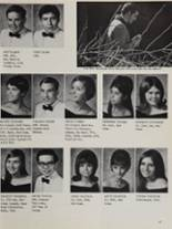 1970 San Benito High School Yearbook Page 70 & 71