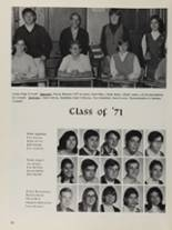 1970 San Benito High School Yearbook Page 116 & 117