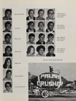 1970 San Benito High School Yearbook Page 120 & 121