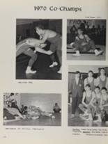 1970 San Benito High School Yearbook Page 162 & 163