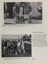 1970 San Benito High School Yearbook Page 186 & 187