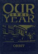 1981 Yearbook Classen High School