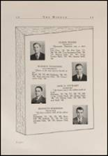 1940 Ft. Branch High School Yearbook Page 10 & 11