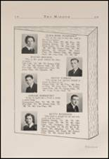 1940 Ft. Branch High School Yearbook Page 14 & 15