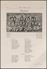 1940 Ft. Branch High School Yearbook Page 34 & 35
