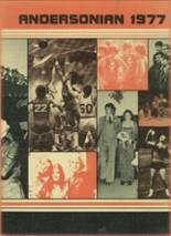1977 Yearbook Anderson High School