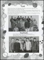 2003 Winchendon School Yearbook Page 26 & 27