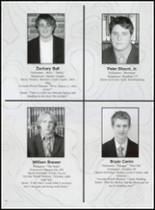 2003 Winchendon School Yearbook Page 40 & 41