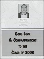 2003 Winchendon School Yearbook Page 60 & 61