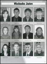 2003 Winchendon School Yearbook Page 62 & 63