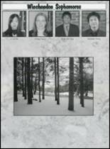 2003 Winchendon School Yearbook Page 70 & 71