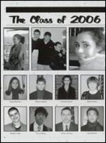 2003 Winchendon School Yearbook Page 72 & 73