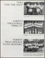 1995 Stillwater High School Yearbook Page 108 & 109