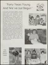 1986 Wewoka High School Yearbook Page 14 & 15