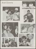 1986 Wewoka High School Yearbook Page 16 & 17
