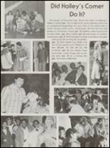 1986 Wewoka High School Yearbook Page 20 & 21
