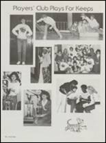 1986 Wewoka High School Yearbook Page 22 & 23