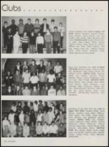 1986 Wewoka High School Yearbook Page 28 & 29