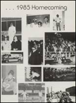 1986 Wewoka High School Yearbook Page 36 & 37