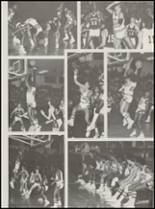 1986 Wewoka High School Yearbook Page 42 & 43